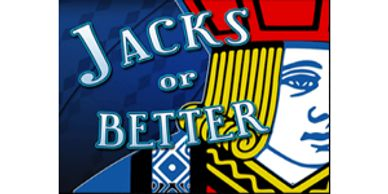 Jacks or Better Video Poker OG section with $50 free at Las Vegas USA Casino