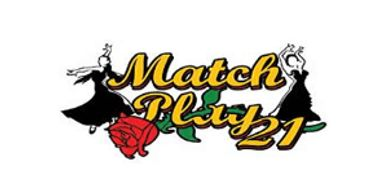 Match Play 21 Blackjack table games section with $20 free at Sun Palace Casino