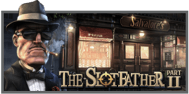 The Slotfather II Featured video slots page free spins at Drake Casino online