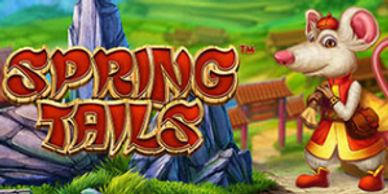 Spring Tails new online video slots at Box 24 Australian Online Casino