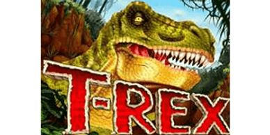 T-Rex Video slots by Real Time Gaming RTG $50 free chip code NDC50