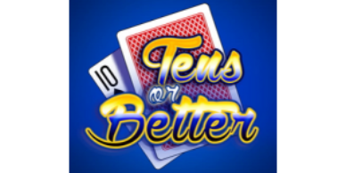 Tens or Better online video poker free chip at Slotland online casino