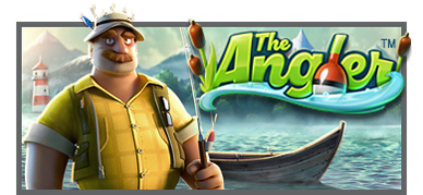 Featured video slots section The Angler video slot free spins at Drake online Casino
