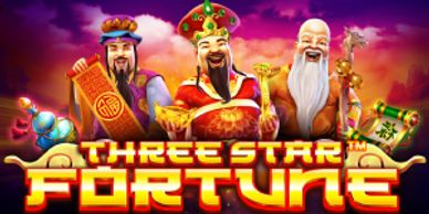 Three Star Fortune Free Aussie slots at Black Diamond online casino