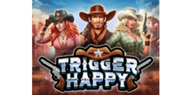 Trigger Happy Video slot with 25 free spins, featured Video Slots section, planet 7 online Casino