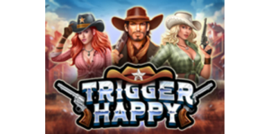 Featured Video Slots section Trigger Happy Video Slot at Planet 7 Online Casino
