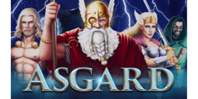 Asgard Video slots by Real Time Gaming RTG $50 free chip code NDC50