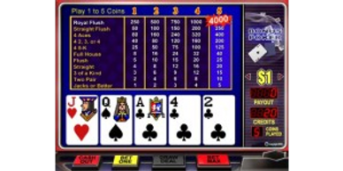 $50 Free Chip to Play Bonus Poker Online Video Poker at Vegas Casino Online. USA Players Welcome