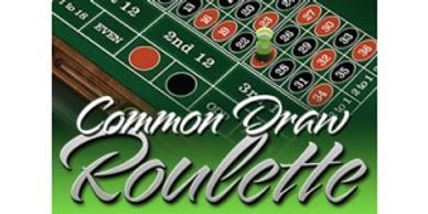 Common Draw Roulette at Drake Online Casino with 300% welcome bonus featured table games section
