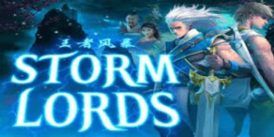 Storm Lords online Video Slot, featured Video Slots section at Band New Video Slots