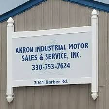 Akron Industrial Motor Sales & Service Inc.