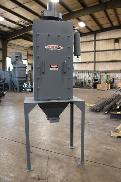 Cardinal 400 CFM Dust Collector