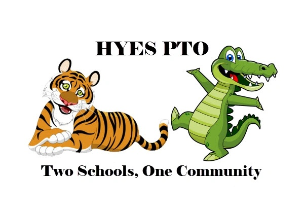 HYES PTO proudly supports Highland and Mary G Fritz Schools