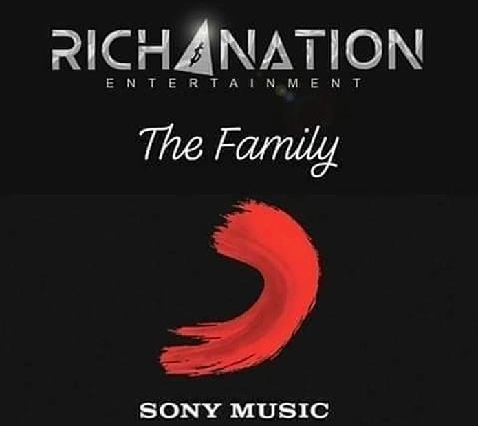 Empress J joines the Rich Nation Family/Sony Music team!