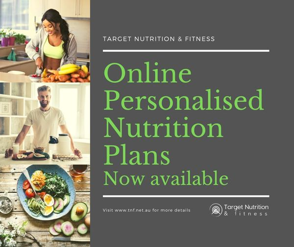 Online personalised nutrition plans | personal nutrition | online meal plan | fat loss plan
