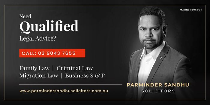 Indian Lawyer Melbourne