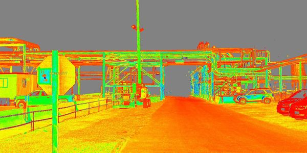 POINT CLOUD GENERATION 3DS Technologies Inc. 3D Laser Scanning