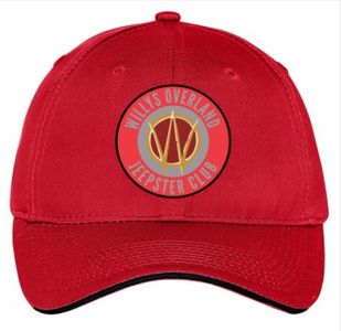 WOJC LOGO HATS! One size fits all. Available in Red, Blue, Black. Click hat to visit web store!