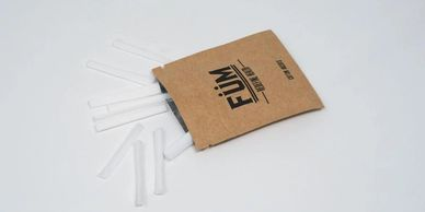 FUM cotton inserts.