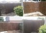 Double Sided Fence After