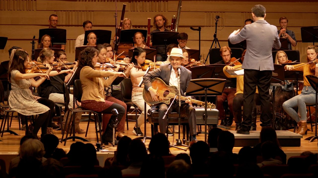 MAHMOOD KHAN AND WILLOUGHBY SYMPHONY ORCHESTRA