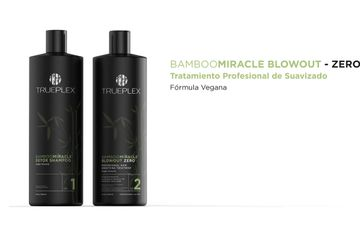 BAMBOOMIRACLE PROFESSIONAL HAIR SMOOTHING SYSTEM - ZERO FORMALDEHYDE