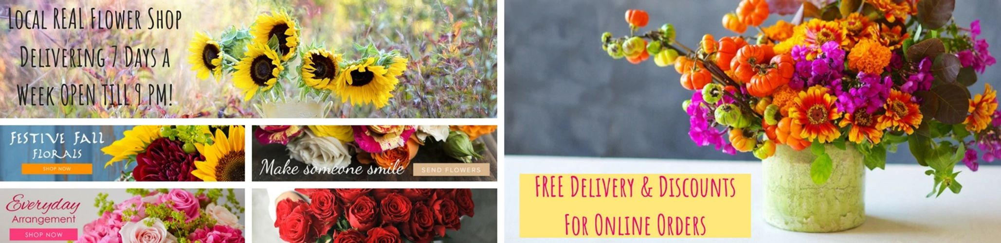 50 Flower Delivery Deals Discounts