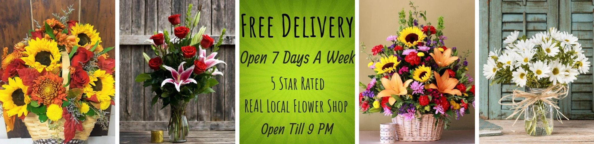 Back To School Flower Delivery Offering Free Delivery