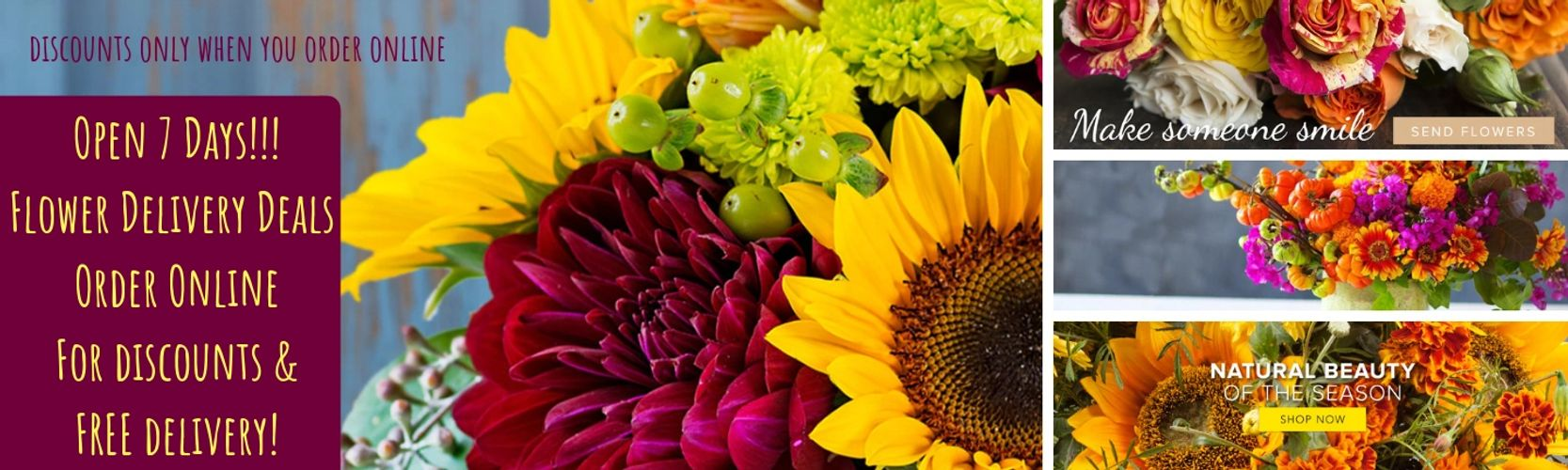 Jills flower shop charlton florist free flower delivery order flowers today for free flower delivery for online orders izmirmasajfo
