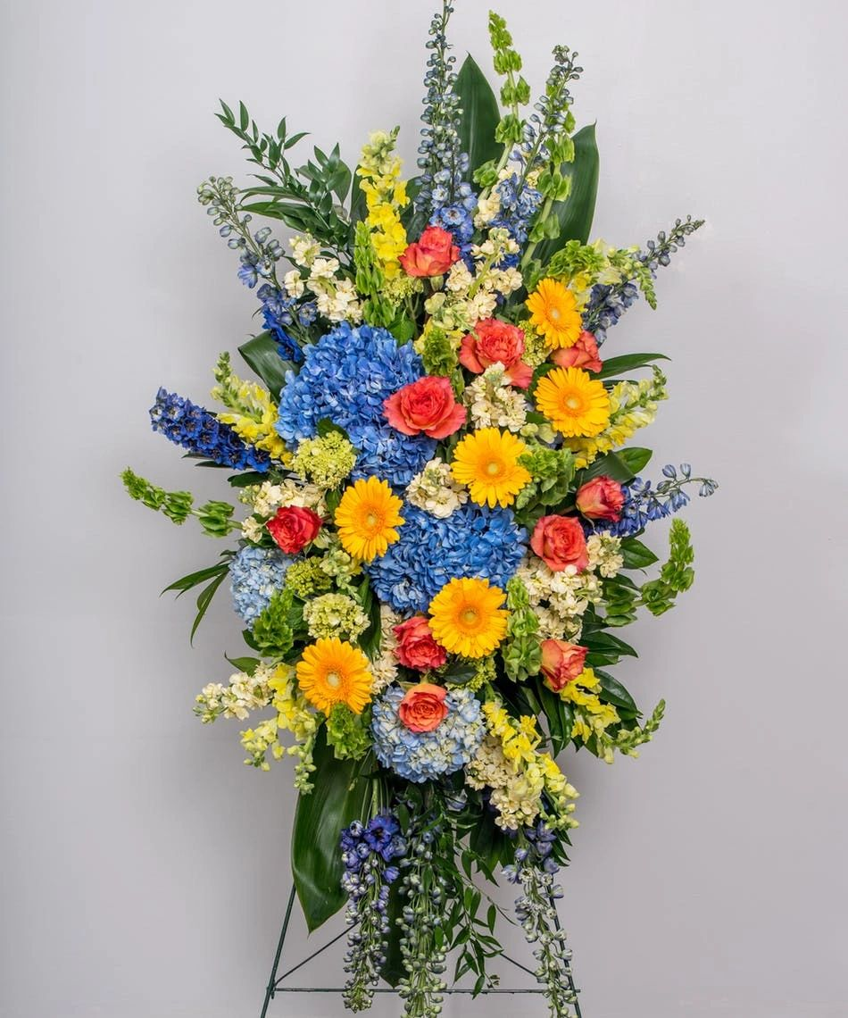 Sympathy funeral flowers when you order sympathy flowers and funeral flowers by jills flower shop in charlton ma or our flower shop in millis ma our highly skilled compassionate izmirmasajfo