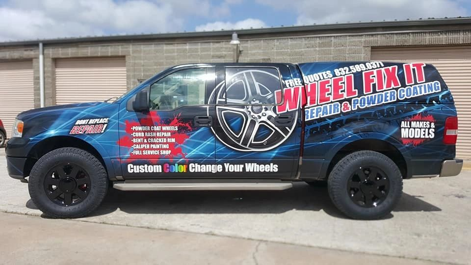 Wheel Fix It Llc Powder Coating Wheels Wheel Repair