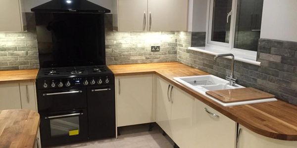Kitchen Extension and installation Lancing UK