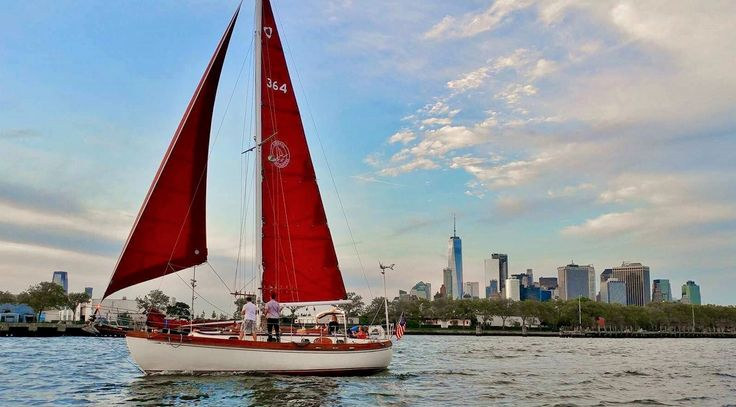 The Genesis of Narwhal Yachts Charters sailing in NYC!