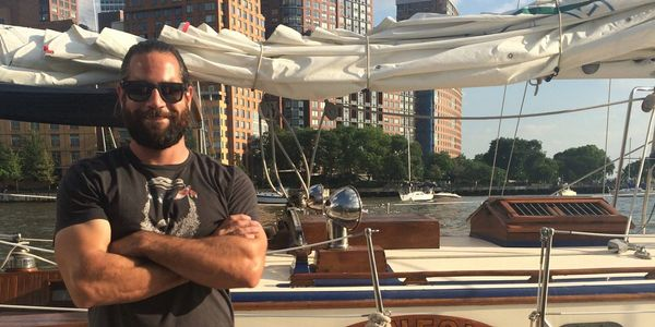 Captain Eric of Narwhal Yacht Charters