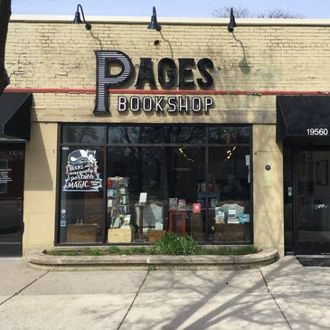 Pages Booksellers in Grandmont Rosedale is Detroit is the newest addition to the literary community.