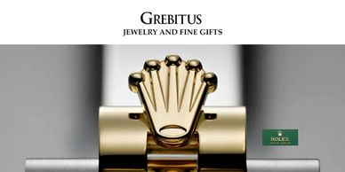 Grebitus Jewelers, gold, platinum, silver, crystal, Fine Jewelry, Fine Gifts, watches, diamonds