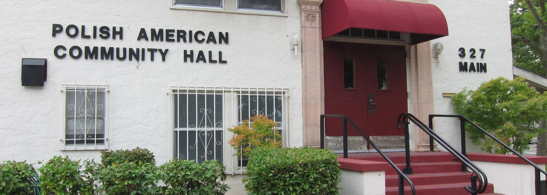 Polish American Community Hall, Hall, 327 Main Street, Polish Heritage