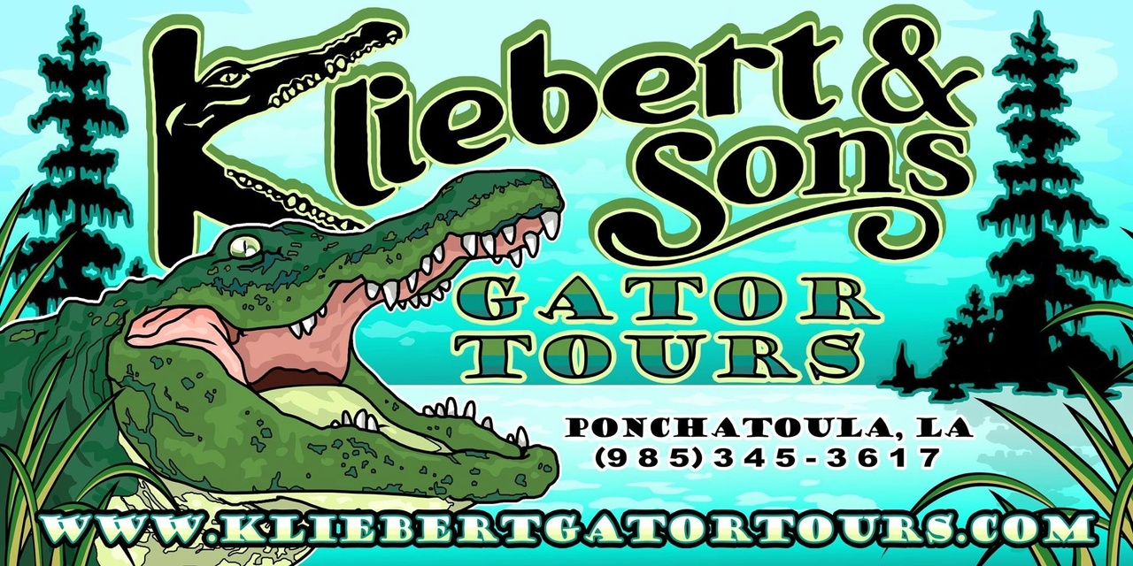 Kliebert & Sons Alligator Tours