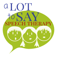 A Lot To Say Speech Therapy