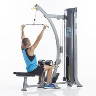 weight machine, health club equipment, gym