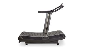 fan bikes, non-motorized treadmill, health club equipment, gym
