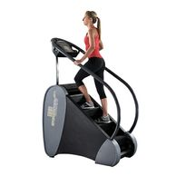 stepper, climber, health club equipment, gym