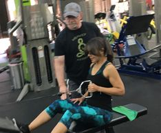 Personal training in Addison