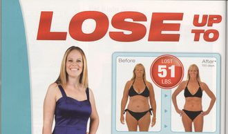 Ed Gaut pics of client results have made it into Shape mage and Women's World mag & many others.