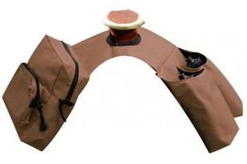Insulated Horn Bag Color - Brown