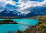 Torres del Paine National Park - Chilean Patagonia.