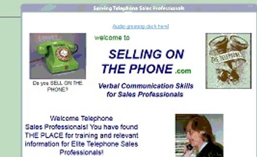 selling on the phone.com