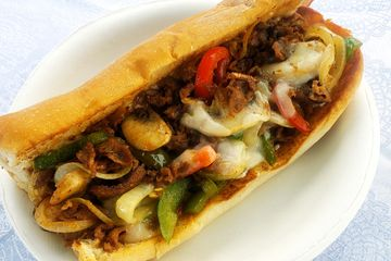 Maui's best Philly Cheese Steak
