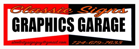 Classic Signs Graphics Garage