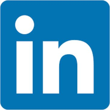 linkedin icon button to connect to my linkedin